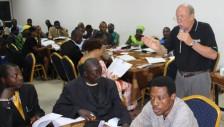 Nigeria Nov 2015 Teaching BFAM in Lagos